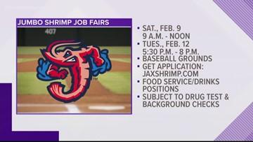 JOB ALERT: Jumbo Shrimp hosting two job fairs for seasonal food, beverage workers