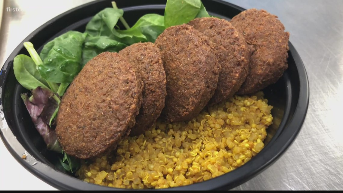 First Coast Foodies: Falafel X Bar brings middle eastern street food to Avondale