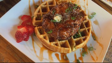 First Coast Foodies: Try the new Hot Chicken & Waffles at The Local Cafe