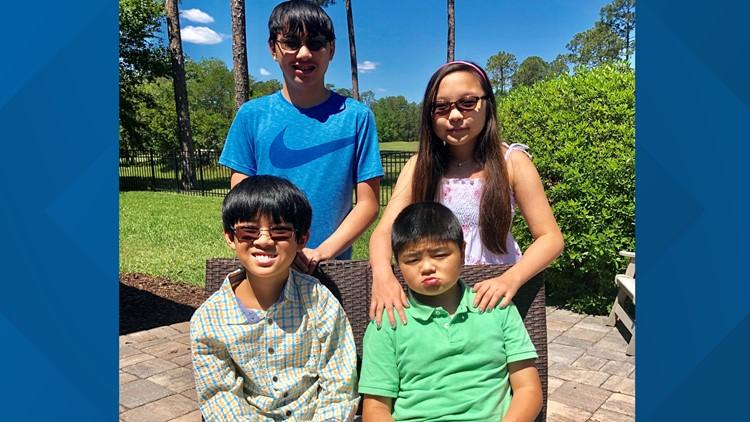 Matt and Melissa Kramer's children