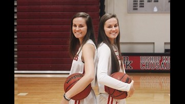 Stronger Together: Bishop Kenny twins tear ACLs days apart, now onto State Final Four