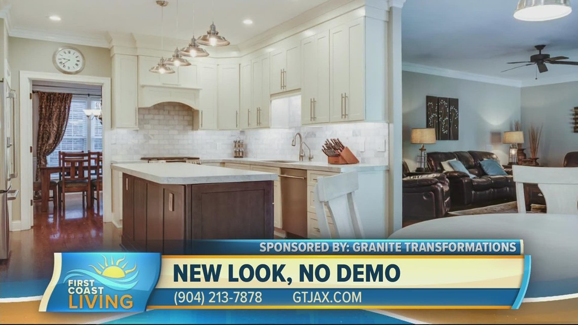 Beautify your home with Granite Transformations