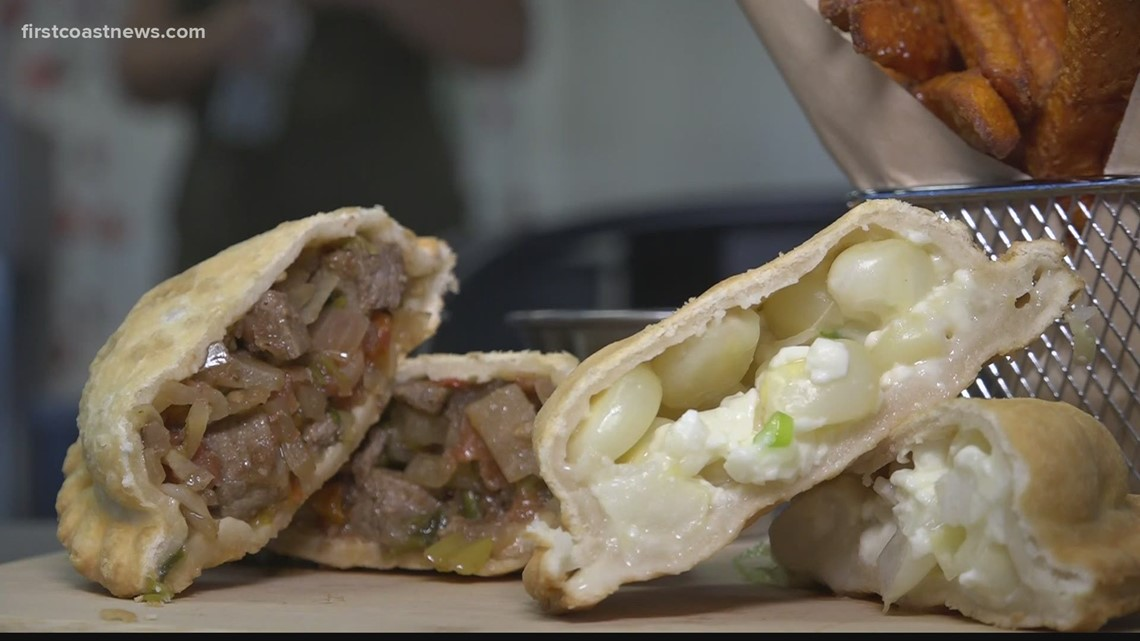 First Coast Foodies: Empanada Llama serves up delicious Peruvian fusion