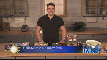 FCL Wednesday November 14th Healthy Ideas for the Holidays