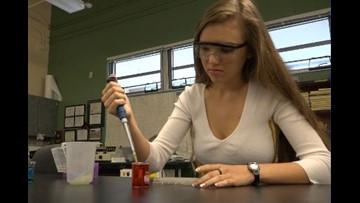 STEM Student of the Week: Courtney Krider