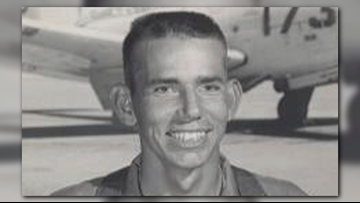 Remains of Navy pilot who disappeared in Vietnam to be returned to his family