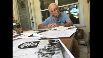 On Your Side: WWII vet says his skin cancer came from exposure to Nagasaki atomic bomb, VA no help