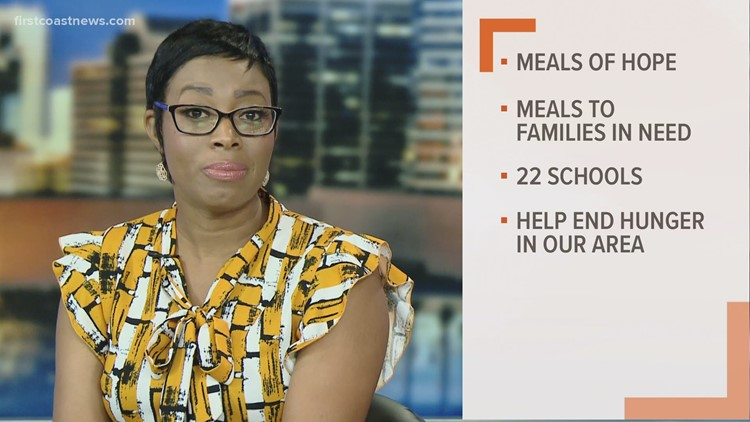 Meals of Hope hope to provide food to children struggling with food insecurity