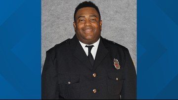 JFRD firefighter recognized as Firefighter of the Year for 'heroic efforts' during stabbing attack