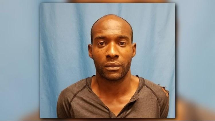 Police say Darrell A. Adams, 27, robbed the Kangaroo gas station at 1517 Idlewild Avenue Saturday morning at around 5 a.m.