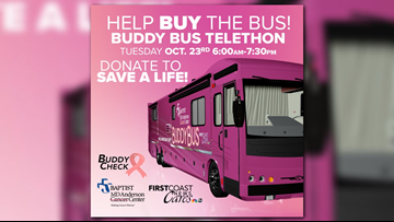 UPDATE: $413,647 raised for the Buddy Bus!