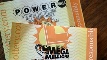 What a break! Man's fall leads to hospital lottery pool win