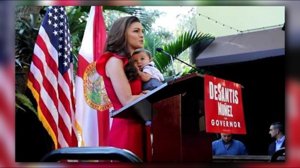 Champion Driving School >> EXCLUSIVE: Meet Casey DeSantis, Florida's next First Lady | firstcoastnews.com