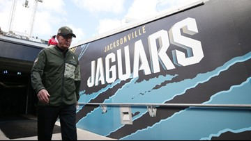 Four Jaguars players detained for not paying bar tab in London