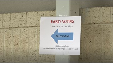 'People need to use good, common sense': Precautions against coronavirus being taken at polling places along First Coast