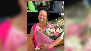 Big surprise for Jax mom battling stage 4 breast cancer that spread to her brain