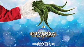 First Coast News wants to send you to Universal Orlando Resort™ - Register here to win tickets!