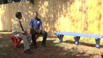 Program keeps Jacksonville students in school, out of crime