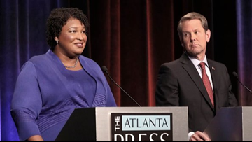 Georgia live results | Gov. candidate Kemp 'The math is on our side to win this election'