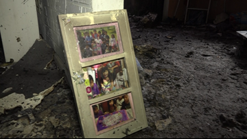 Lake City family loses everything after fire destroys home
