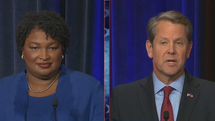 Stacey Abrams says she can't win Georgia Gov. race; ends challenge to Brian Kemp