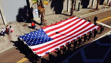 Happening today: The Jacksonville Veterans Day Parade