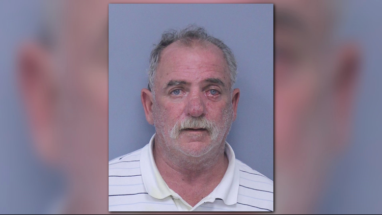 Man charged with attempted homicide after crashing car into St. Johns County home