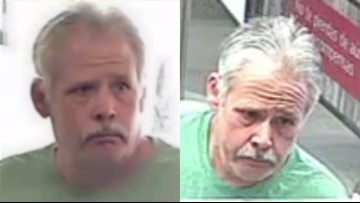 Who is Myron William Ernst? The serial bank robber who hit the First Coast again