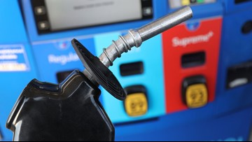 Gas Prices In Florida >> Florida Gas Prices Drop Some Jacksonville Locations