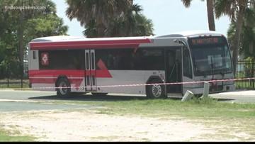 Woman struck, killed by JTA bus identified