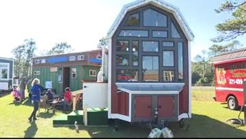 Tiny house festival shows off itsy bitsy stylish homes