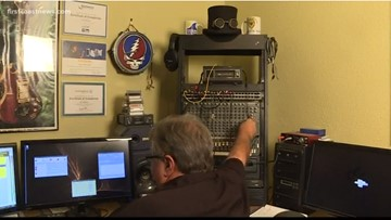 The Sweet Sound of Justice: St. Aug. musician fights crime with forensics