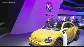 Volkswagen Beetle's are going into retirement