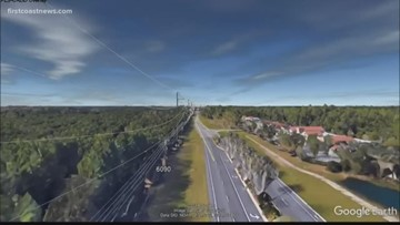 JEA responds to concerns over Bartram Springs' high-voltage power lines project