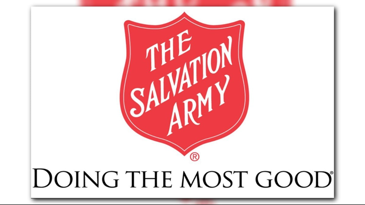The Salvation Army will open cold night shelter Monday night