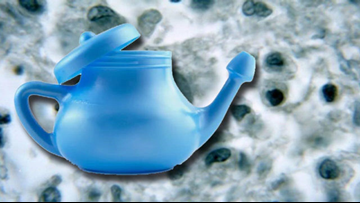 Doctors blame tap water in neti pot for brain-eating amoeba