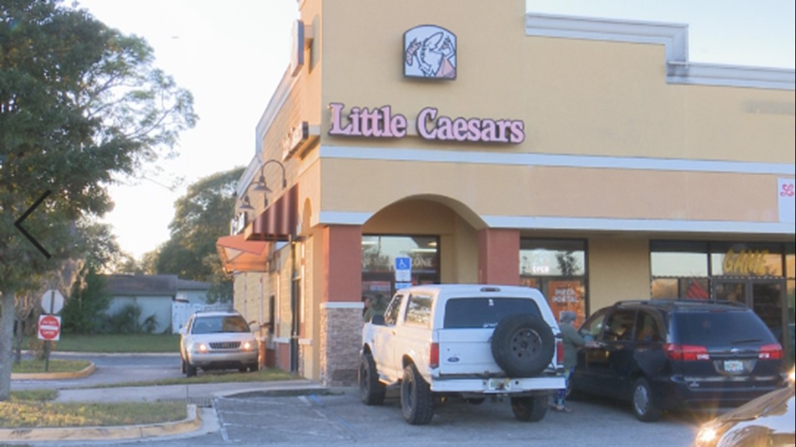 Former employee says video shows maggots, bugs at Little Caesar's on Merrill Road