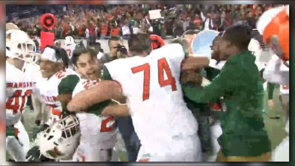 Mandarin wins first State football title in school history