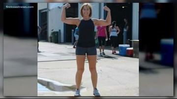 Local mom says First Coast News 'Kick-It-Up' challenge changed her life, runs health company