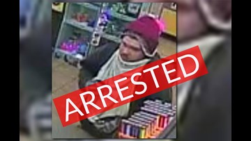 UPDATE: St. Johns County Sheriff's Office arrests Circle K armed robbery suspect