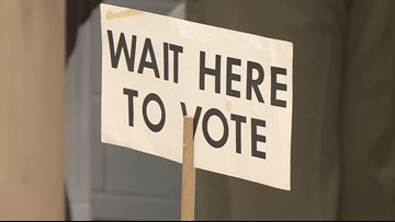 List: Voting location changes, how to vote if you feel sick