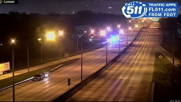 Lanes reopen following fatal motorcycle crash on I-10