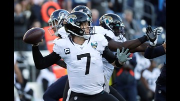 Report: Jaguars Trade Nick Foles to Chicago
