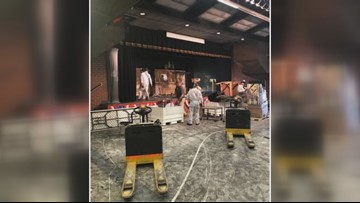 Jacksonville school 'rises from the ashes' after major fire