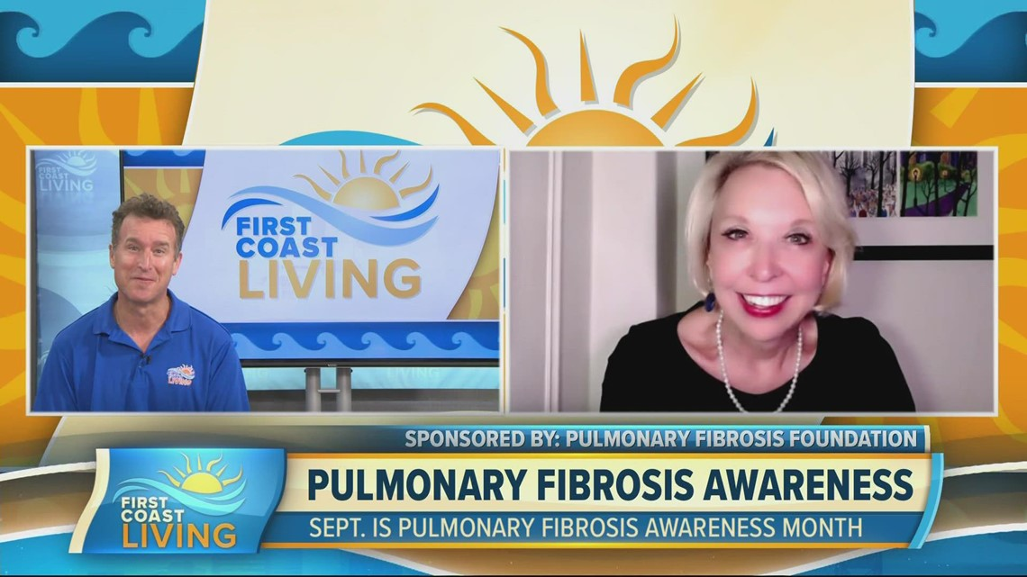 Raising Awareness for Pulmonary Fibrosis