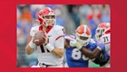Georgia Bulldogs beat the Florida Gators 24-17