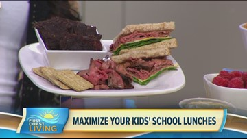 Maximize your kids' school lunches (FCL September 10th)