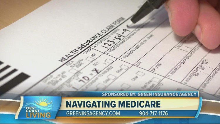 Green Insurance Navigates you through Medicare (FCL Oct. 22, 2021)