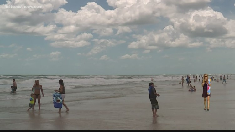 Renourishment Project Complete For St Augustine Beach