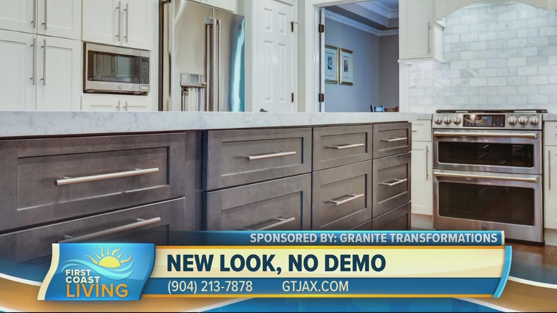 Transform your kitchen without the demolition